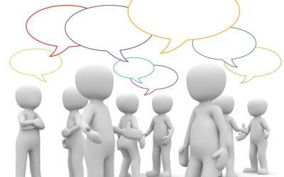 Agile Kommunikation ist wie Scrum … mit Sekunden-Sprints