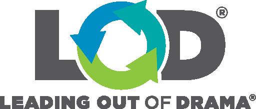 Leading Out of Drama Logo