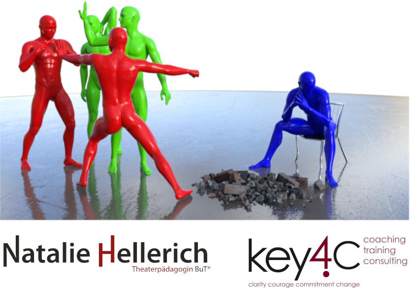 Courage Natalie Hellerich key!4c