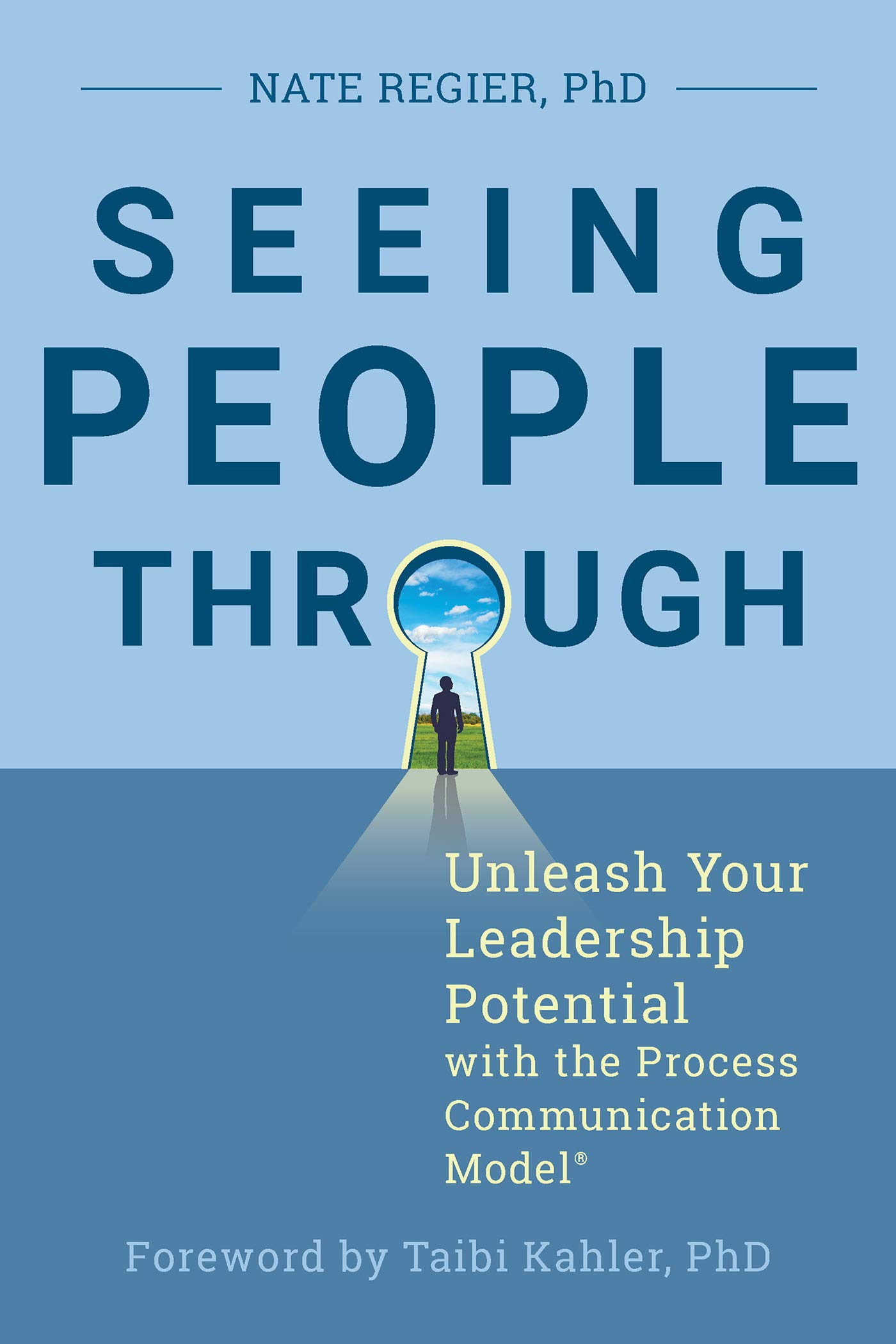 Seeing People Through Book Cover