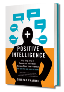 Buch Cover - Positive Intelligence