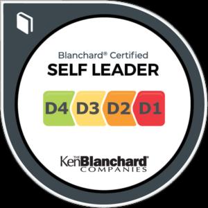 Blanchard Certified Selfleader Badge